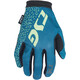 TSG Slim Bike Gloves blue